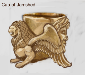 Cup of Jamshid